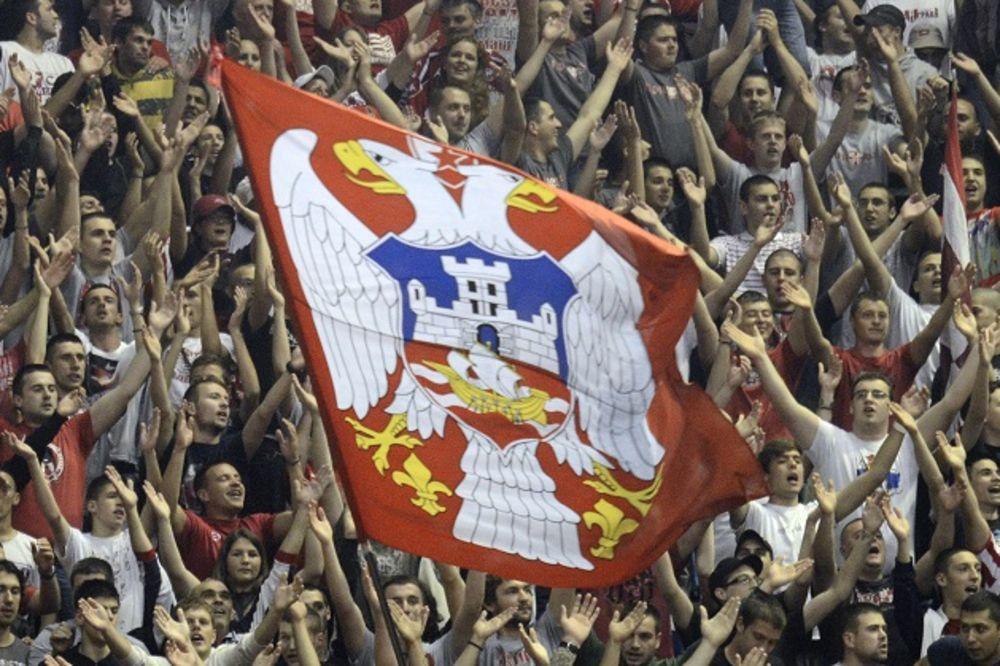 (FOTO) SPORT I POLITIKA: Evo kakvu su poruku poslale Delije pred referendum u Republici Srpskoj