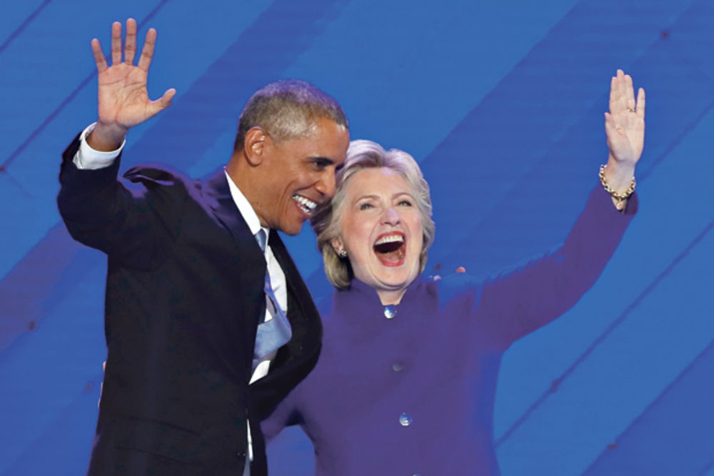 Obama: Hilari, budi samo svoja u debati