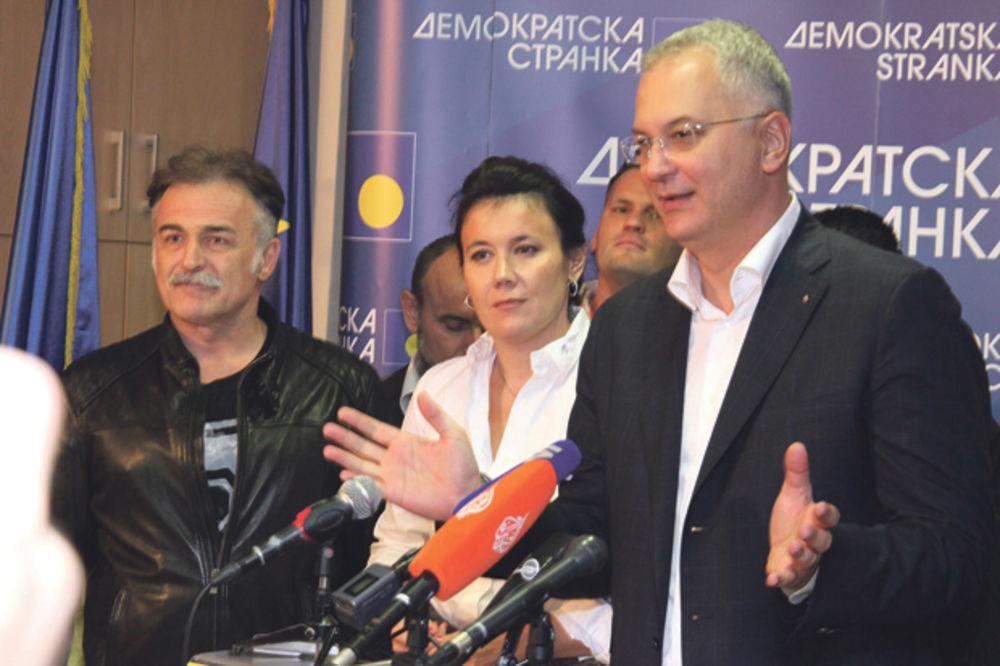 DRAGAN ŠUTANOVAC: DS će srušiti Vučića