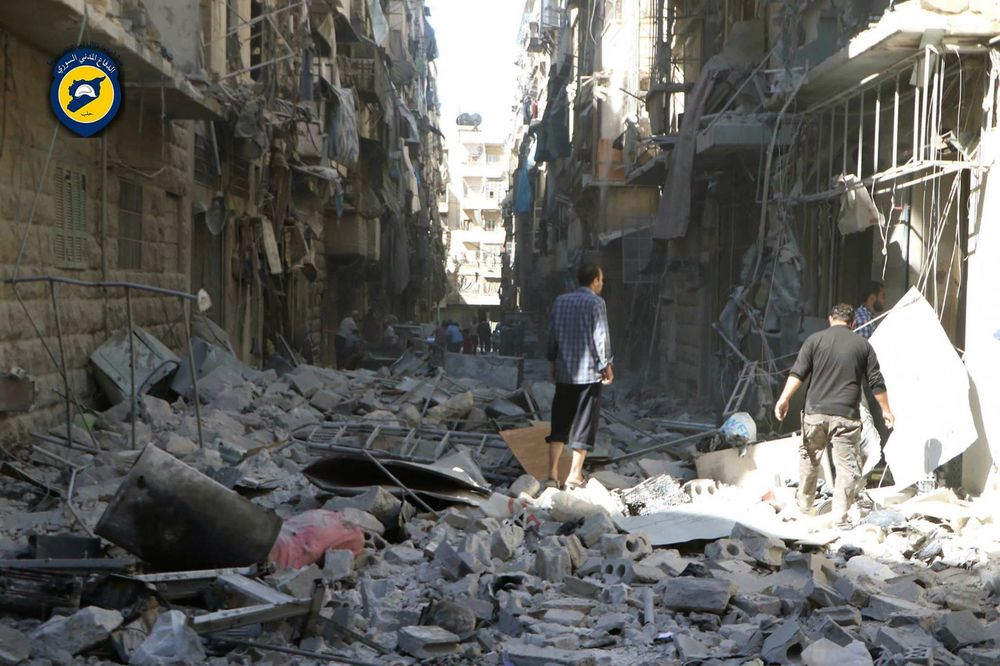 SAD i EU: Na Rusiji je da spase primirje u Siriji