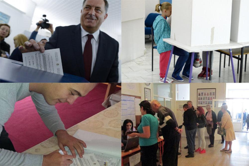 REFERENDUM U REPUBLICI SRPSKOJ: Do 17 časova glasalo 51,17 odsto birača