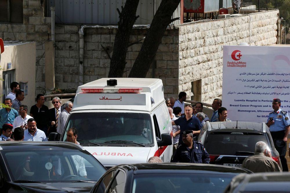 UBICA ODMAH UHAPŠEN: Jordanski pisac hrišćanin ubijen ispred suda u Amanu