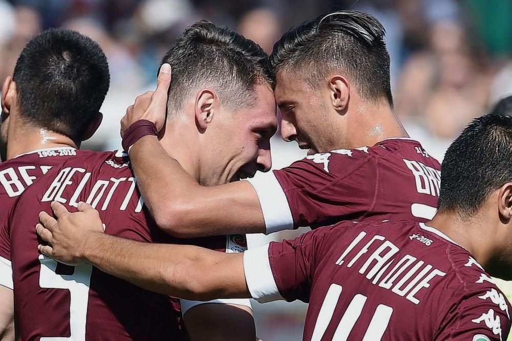 (VIDEO) TOTI NE MOŽE SAM: Mihajlović slavio, Torino razbio Romu