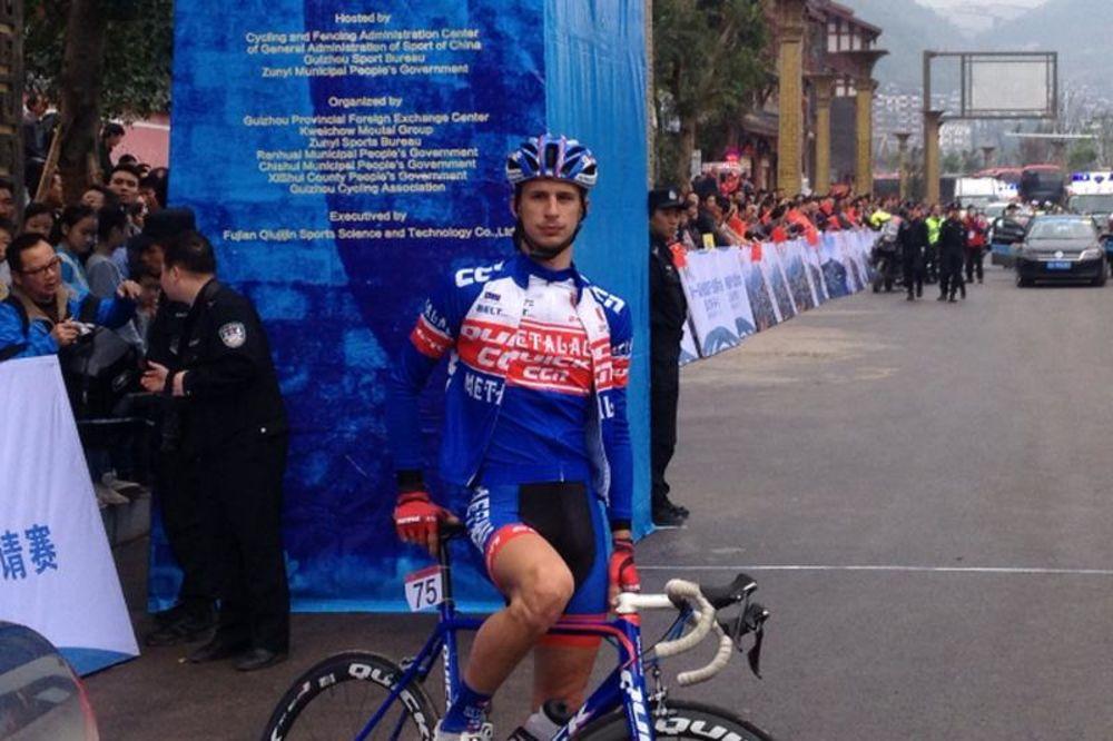 TRAGEDIJA U KINI: Srpski biciklista poginuo usled sudara u trci