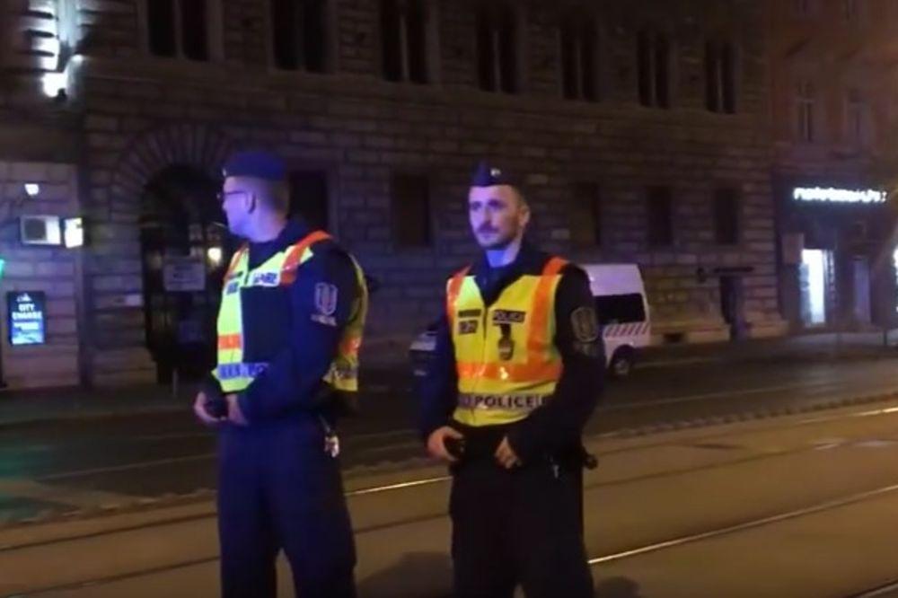DETALJI EKSPLOZIJE U BUDIMPEŠTI: To je bio organizovan napad na policajce