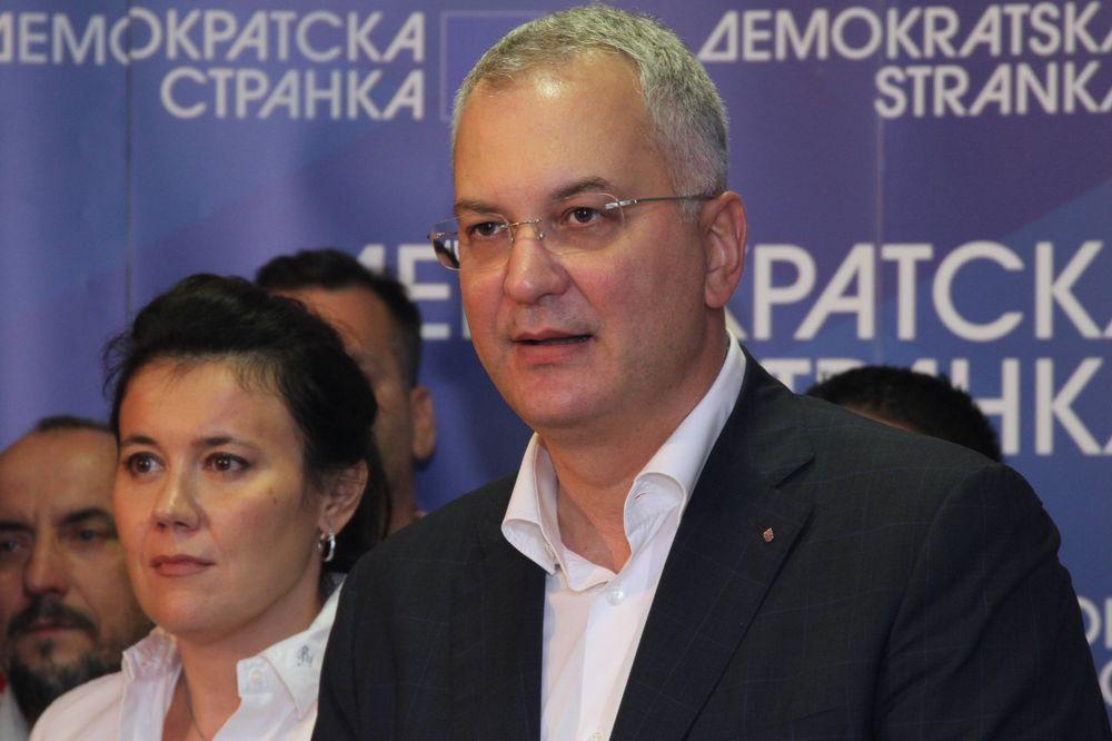 ŠUTANOVAC NA ČELU DS: Iznenadila me Pajtićeva ostavka, nisam je tražio