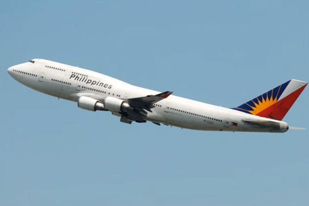 OKRENI NAZAD, MAJSTORE: Avion s 222 putnika vratio se u Manilu zbog dima u kabini