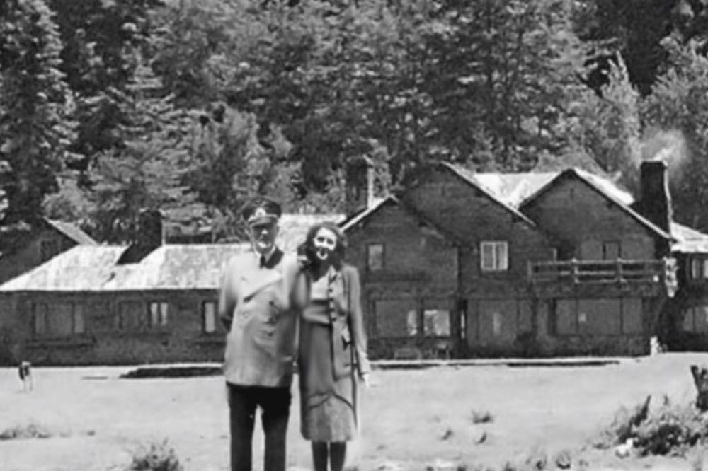 Adolf Hitler na imanju u Argentini (Foto: Printscreen YouTube)
