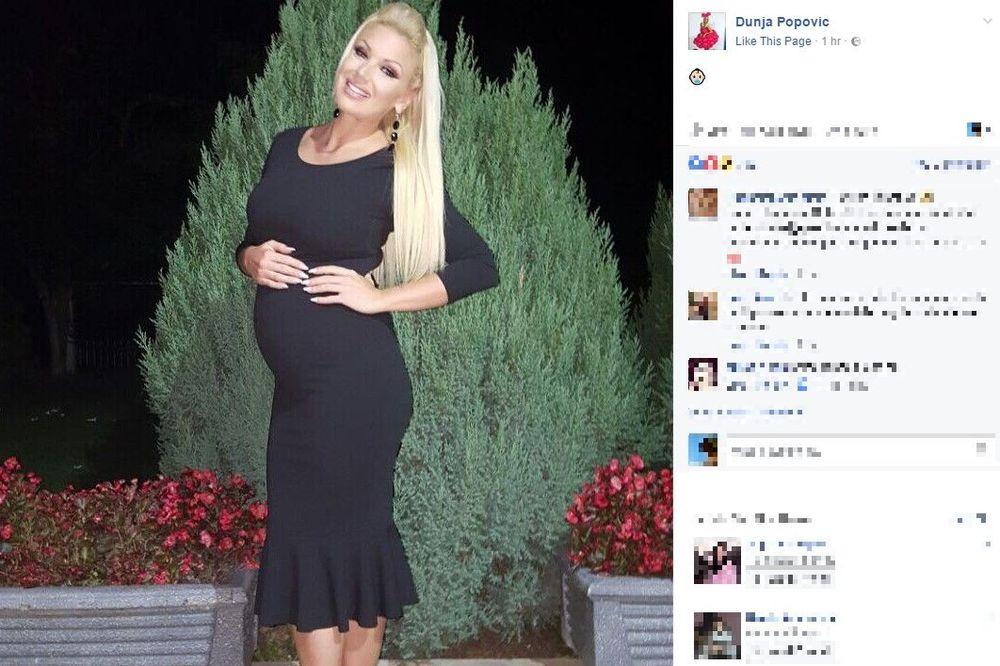 (FOTO) VIŠE NE MOŽE DA GA SAKRIJE: Zvezda Granda konačno pokazala trudnički stomak!