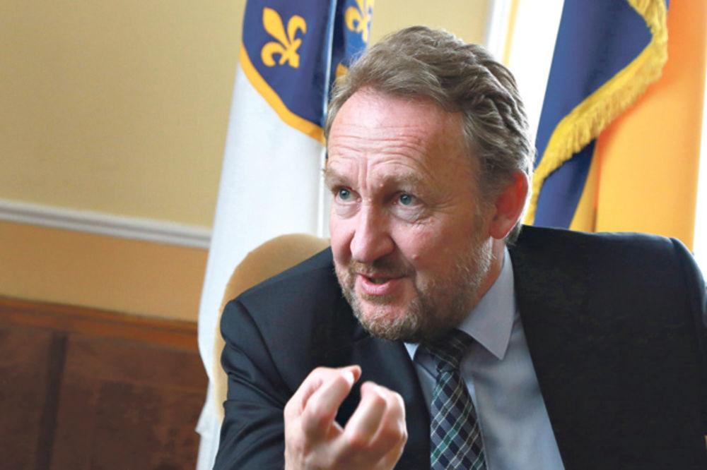 Bakir Izetbegović, Foto: AP