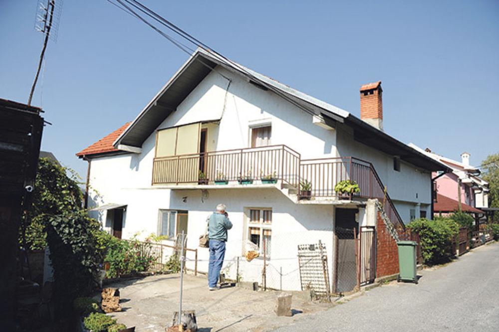 Кућа страве... Ахмед и Марија живели као подстанари у Калуђерици