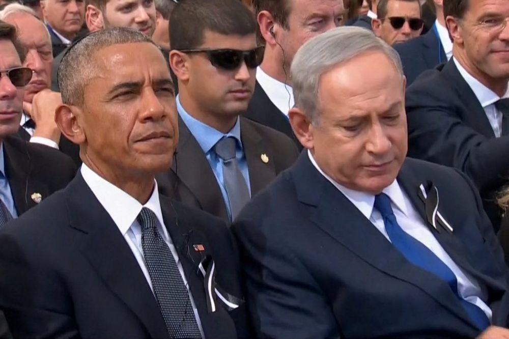 Rezultat slika za izraelski premijer i obama