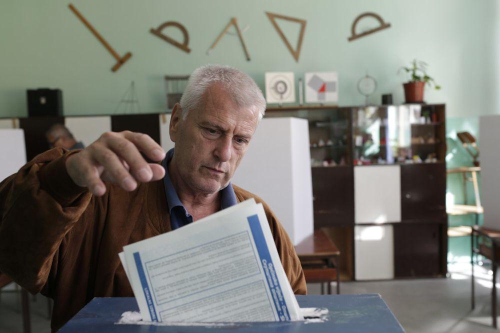 Izbori u BIH; Foto: AP