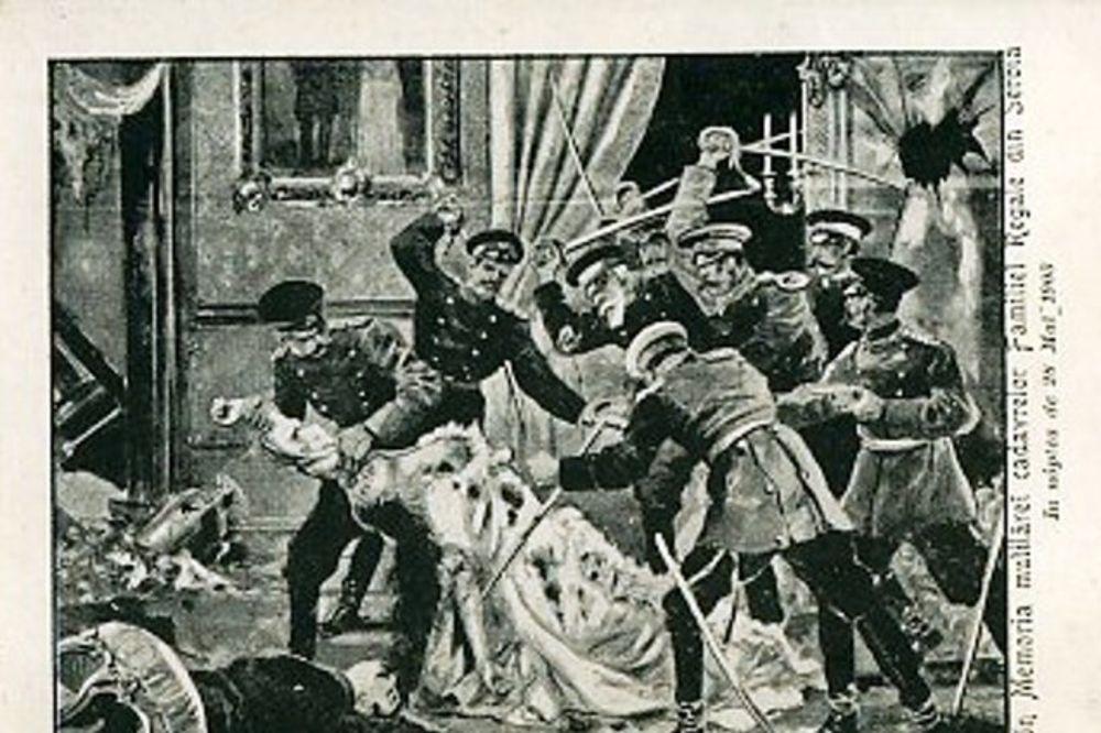 PRAVA ISTINA O MAJSKOM PREVRATU: Crna ruka nema nikakve veze sa ubistvom srpskih monarha