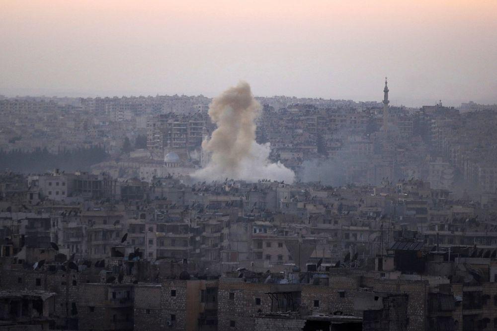 Alep, Foto: Reuters