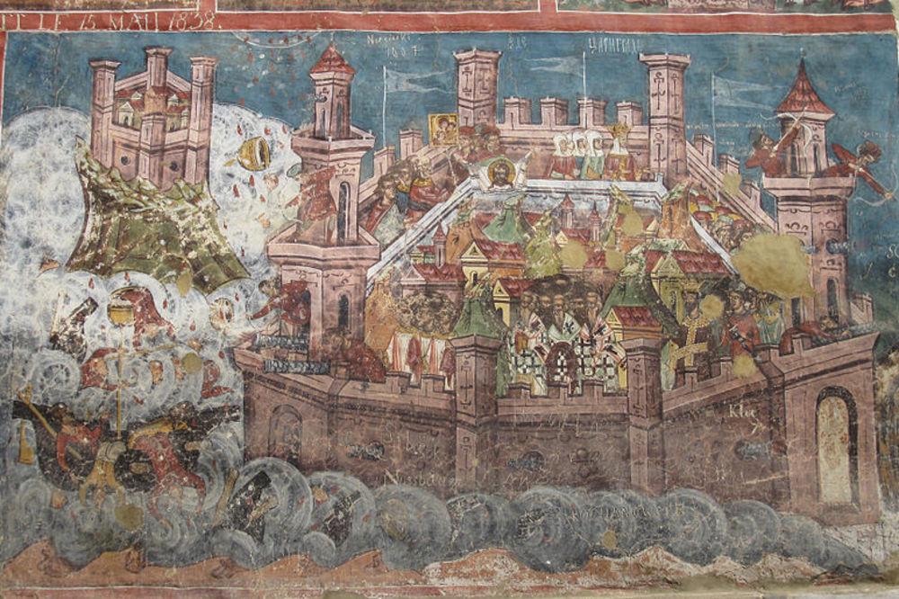 Prikaz Konstantinopolja (Foto: Wikipedia)