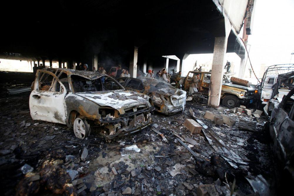 Jemen, Foto: Reuters