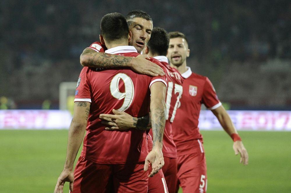 ŠEVČENKO DOČEKUJE ORLOVE: Fudbaleri Srbije igraju u Harkovu sa Ukrajinom