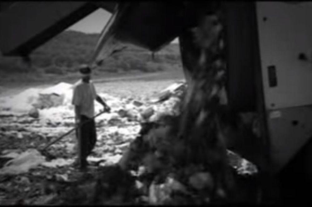 Markovićevo telo neđeno je na smetlištu            Foto: Youtube Printscreen