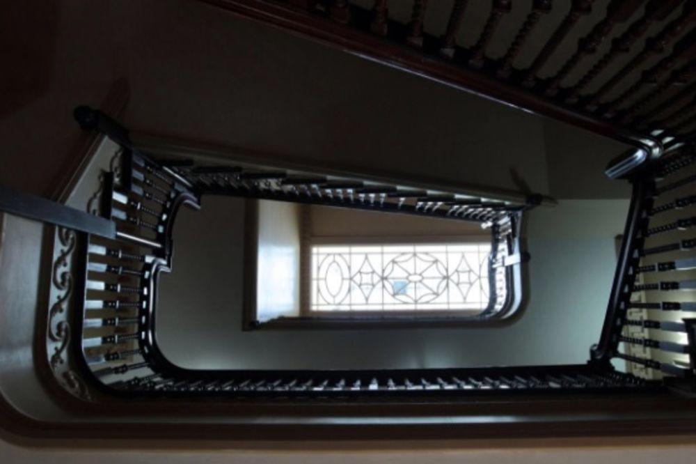 stepenice koje su vodile u pakao (foto printscreen nypost.com)