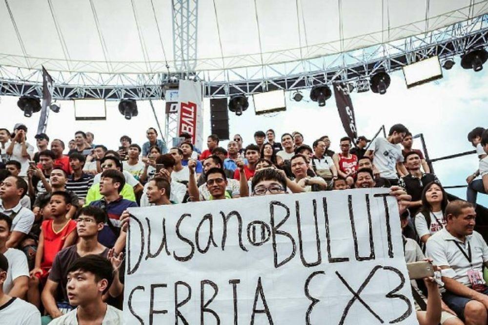 Kinezi očarani srpskim košarkašima, Foto: FIBA