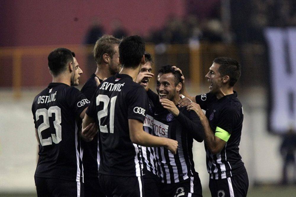 ODREĐENI TERMINI OSMINE FINALA KUPA: Partizan i Žarkovo igraju u utorak na Banjici