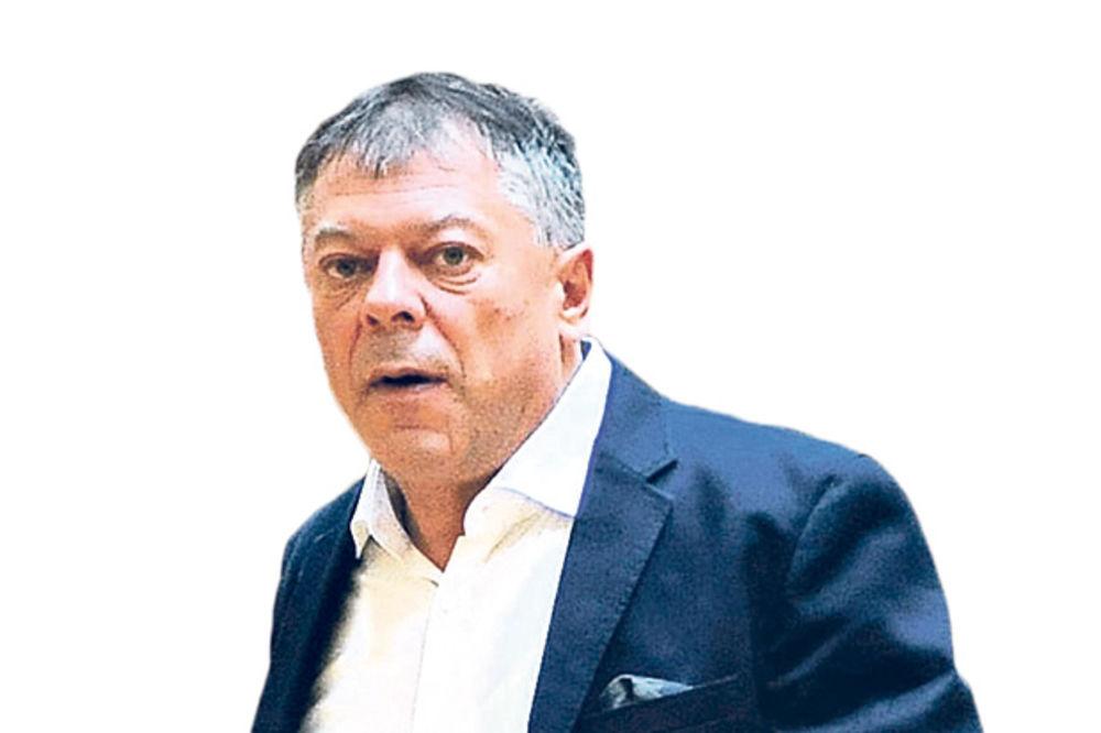 NOVICA TONČEV: Brine me loš rezultat Dačića