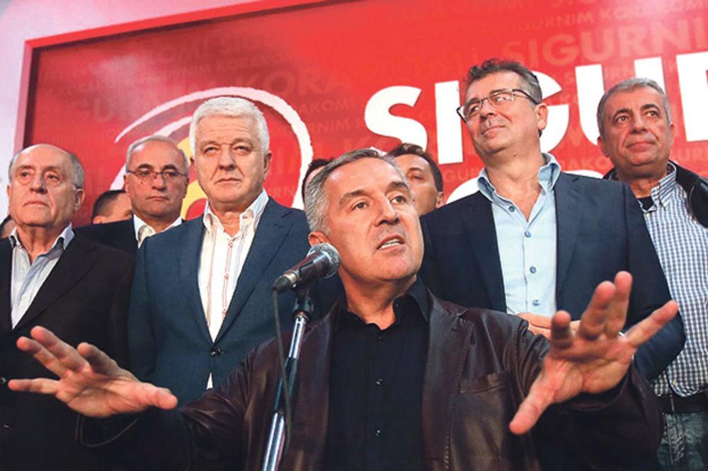 SVE IZVESNIJE DA ĆE DUŠKO MARKOVIĆ BITI NOVI PREMIJER: Rokada u crnogorskoj vlasti!