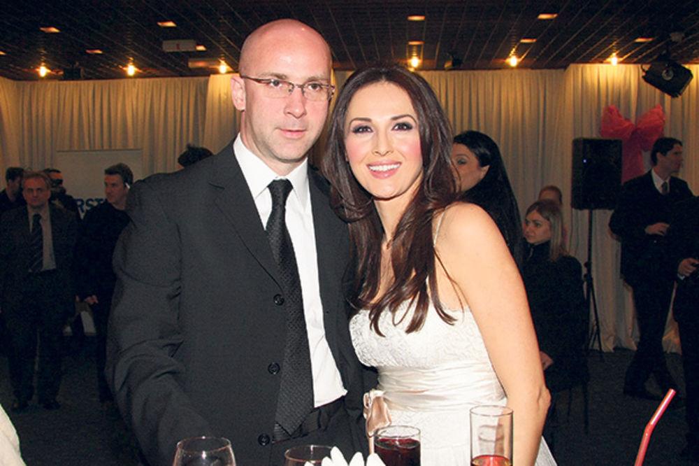 S njim ima ćerku... Aleksandar Zeremski