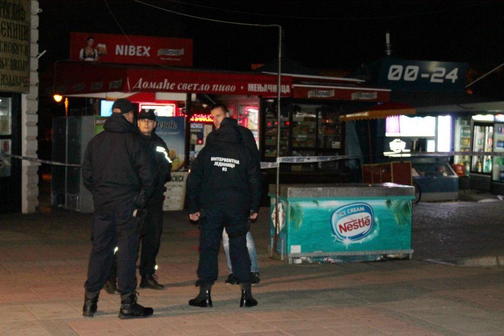 DEVOJKA KRALA, MOMAK POTEGAO NOŽ: Krvava ponoćna tuča u centru Niša zbog pakle cigareta!