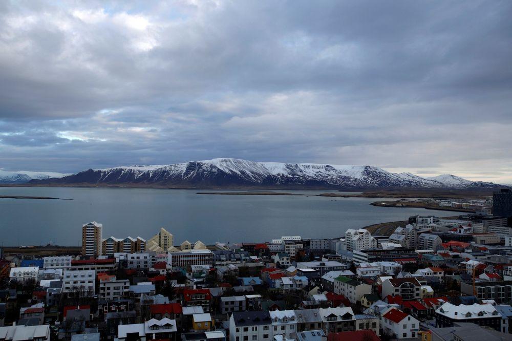 Rejkjavik, Foto: Reuters
