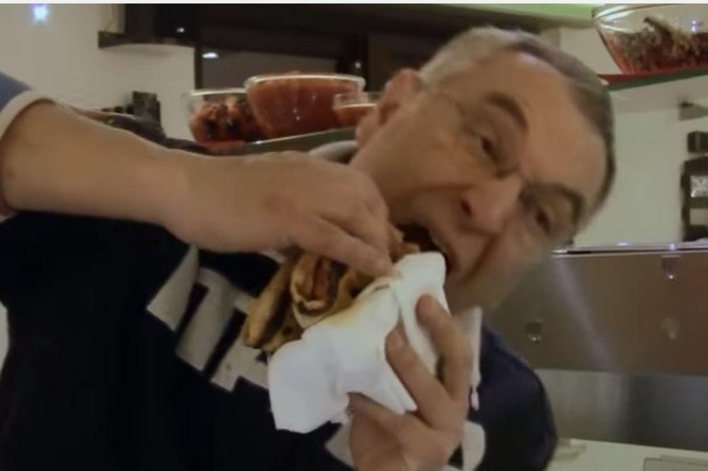 (VIDEO) ČITAV ŽIVOT POGREŠNO JEDETE PICU: Italijanski kuvar vam otkriva PRAVI NAČIN!
