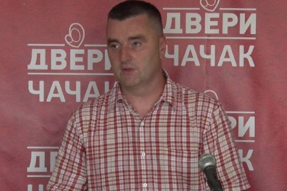 Dragan Ćendić (Foto: Beta)