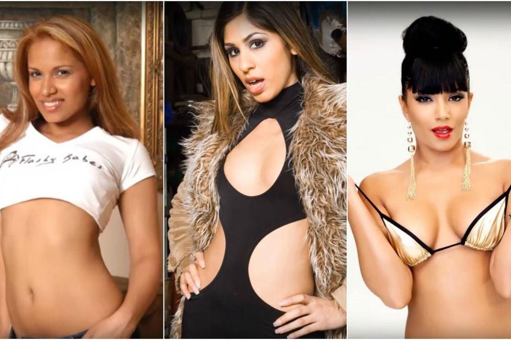 (VIDEO 18+) UDAHNITE DUBOKO: Uzavreće vam krv od ovih 10 PORNO glumica iz Indije!