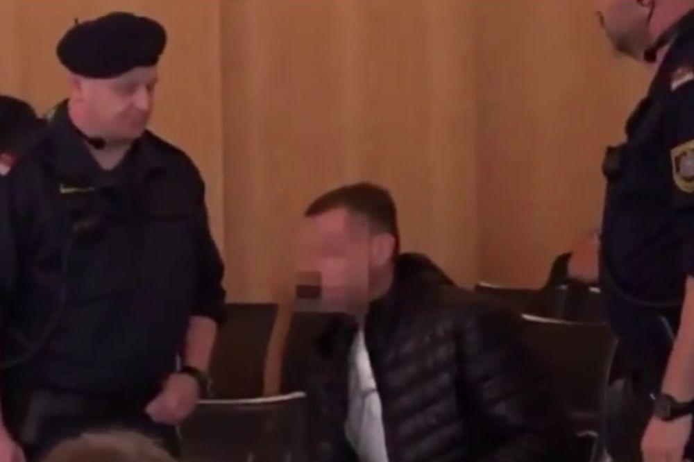 (VIDEO) NOVOPAZARAC OSUĐEN U AUSTRIJI NA DOŽIVOTNU ROBIJU: Izbo ženu (30) i svastiku (29) na ulici!