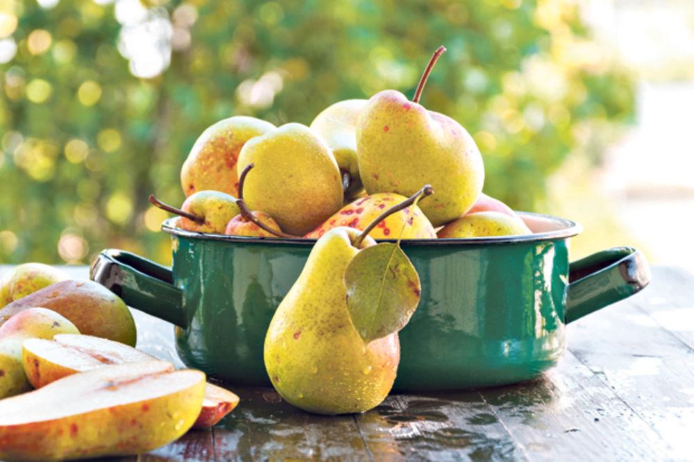 ZDRAVA I UKUSNA: Kruška - idealna dijetalna namirnica koja čuva zdravlje