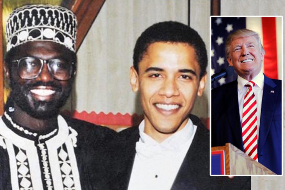 (VIDEO) KAD TE PORODICA IZDA: Obamin brat dolazi u SAD da lobira za Donalda Trampa!