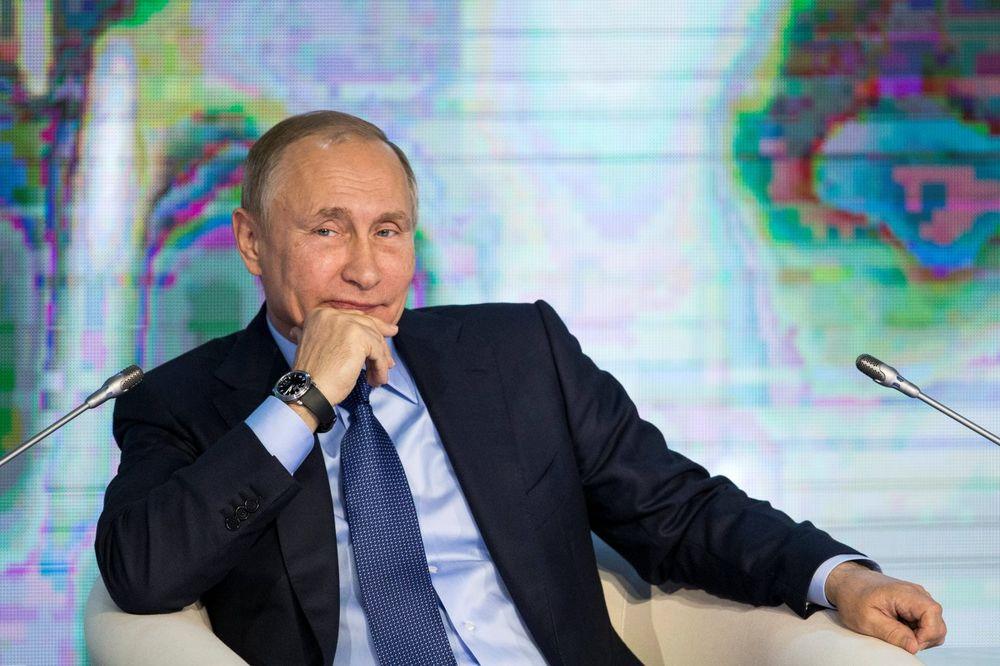 BORBE PROTIV DŽIHADISTA ĆE POTRAJATI: Putin poželeo iračkoj vojsci uspeh u Mosulu