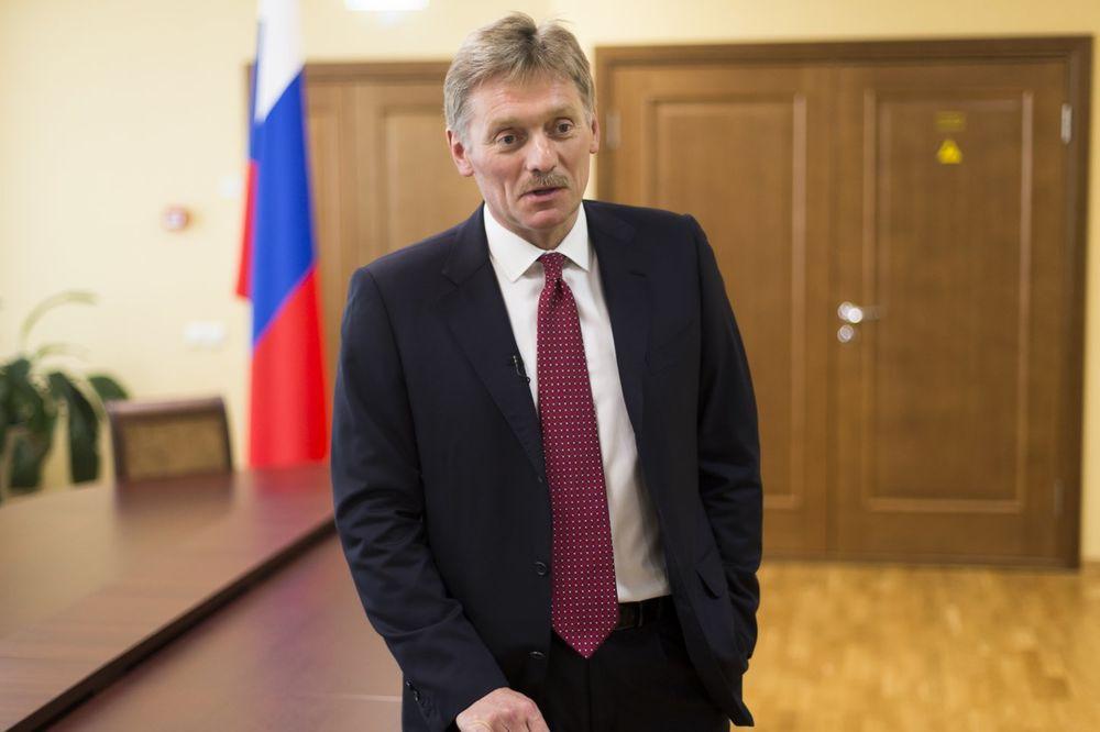 Dmitrij Peskov: Sve ovo ne doprinosi realizaciji minskih sporazuma (Foto: AP)