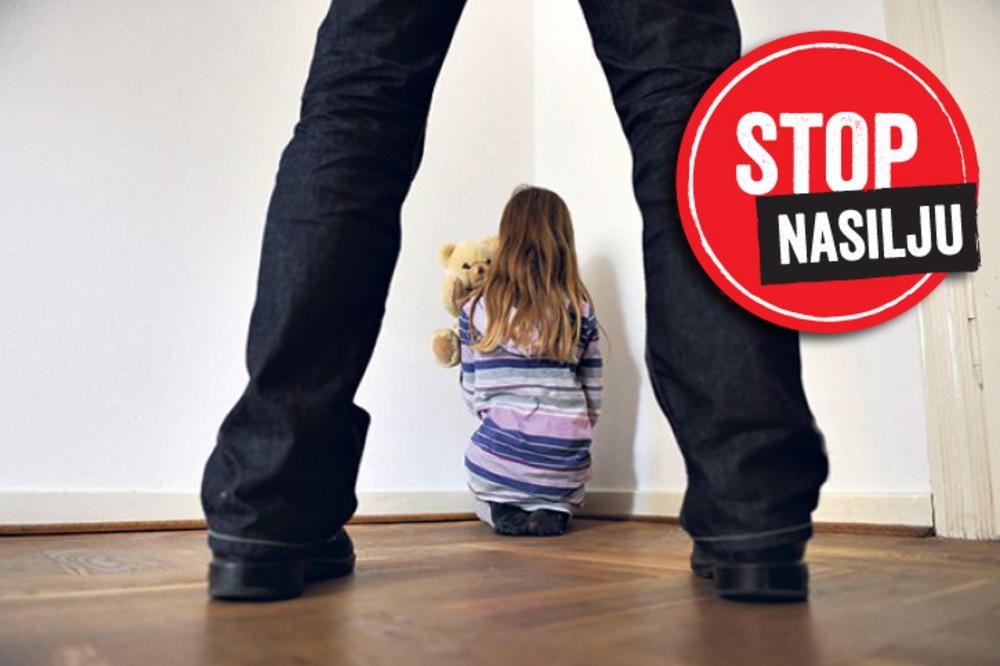 DEVOJČICA (14) IZ JAGODINE OTKRILA HOROR: Očuh je silovao od 9. godine, majka joj nije verovala!