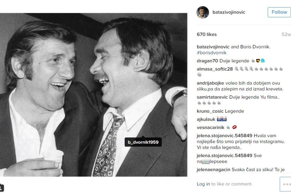 Bata i Boris (Foto: Instagram)