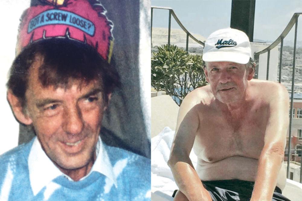 Žrtve... Ajers i Nevil jedini su za sada poznati Britanci koji su umrli posle terevenke sa Draganom