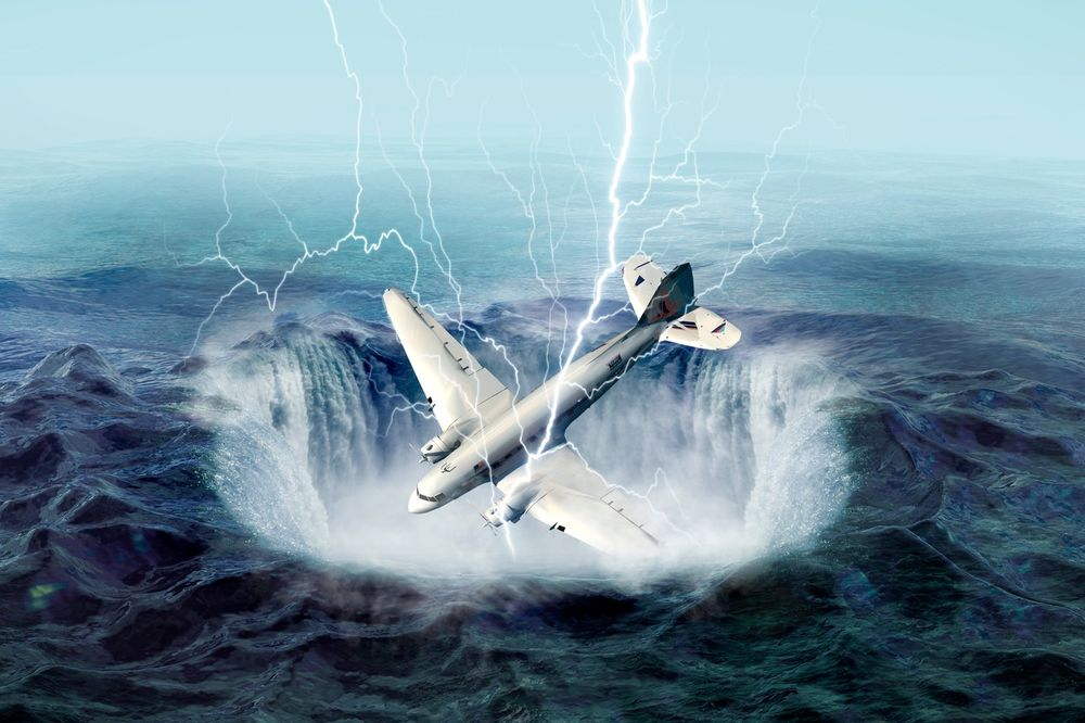 REŠENA MISTERIJA BERMUDSKOG TROUGLA: Naučnici tvrde da imaju dokaze zašto nestaju avioni i brodovi, ali se odmah oglasila AMERIČKA MORNARICA (VIDEO)