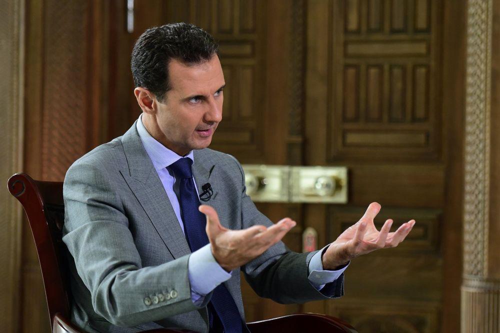 Bašar al Asad, Foto: Reuters
