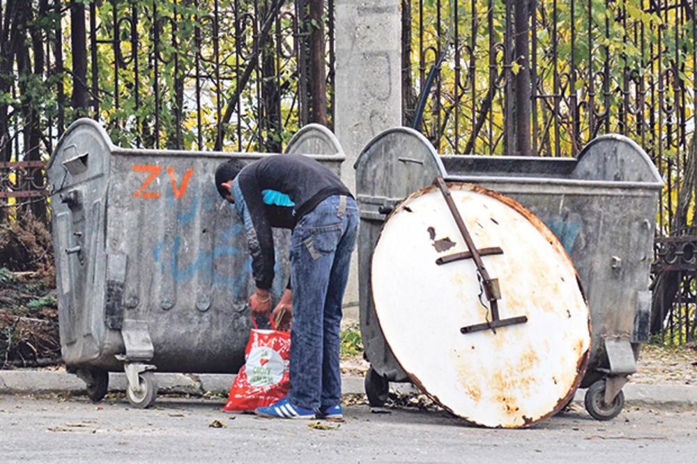 Srbija, jug, siromaštvo, siromašni, beda, građani, foto Nebojša Mandić