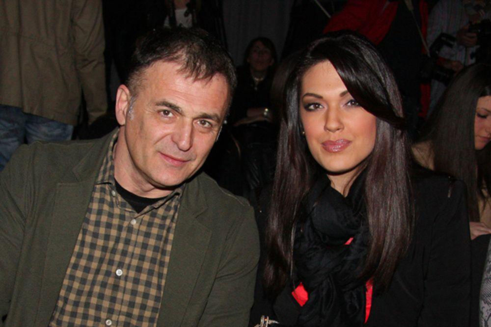 Branislav Lečić, Nina Radulović, foto Damir Dervišagić