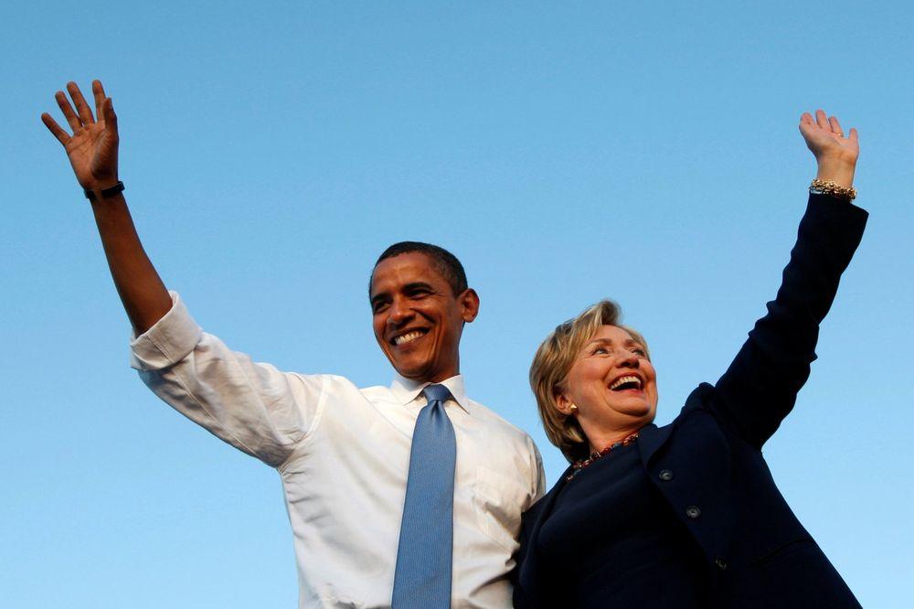 Vedrana Rudan: Nas koji, po Bancu, hvala Amerima, Klintonima, Obamama, živimo u najboljem vremenu - preko noći će pojesti ruski mrak (Foto: Reuters)