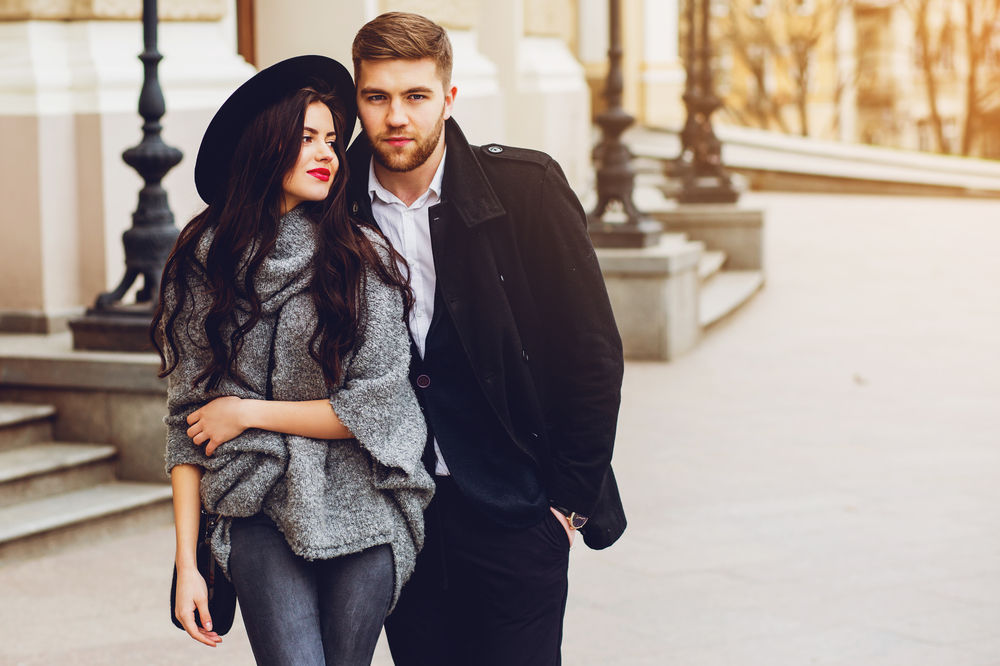 Zaljubljeni foto Shutterstock