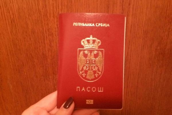 AMERIČKA KONSULTANTSKA KUĆA TVRDI: Srpskom pasošu raste vrednost,