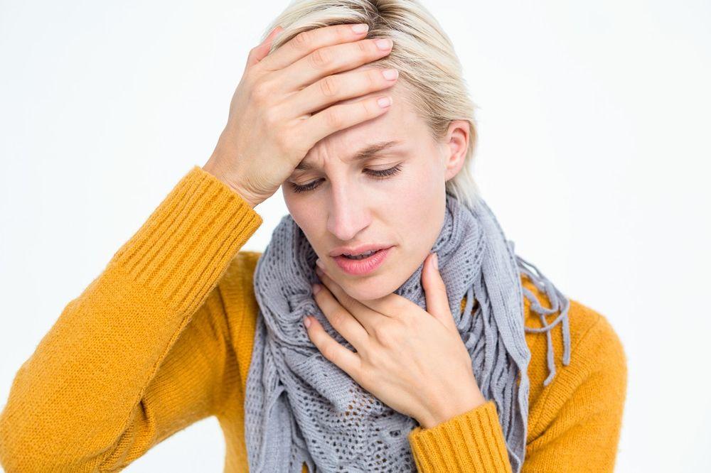 NARODNE METODE: 4 prirodna leka za bolove u grlu!